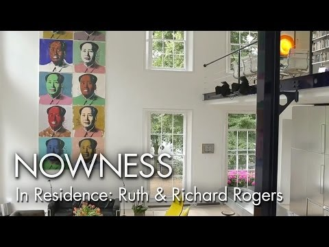 "In Residence Ep6 ""Ruth and Richard Rogers"" by Matthew Donaldson"