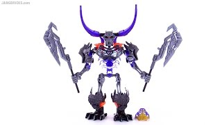 LEGO Bionicle Skull Basher build & review! set 70793