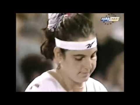 Arantxa Sanchez Vicario versus Steffi Graf 1994 Montreal Final - One Compelling Game