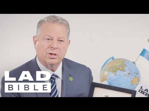 Trash Isles: Al Gore Becomes The First Citizen Of The Trash Isles