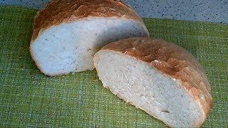 итальянский белый хлеб, (метод аутолиза) на закваске Левито Мадре