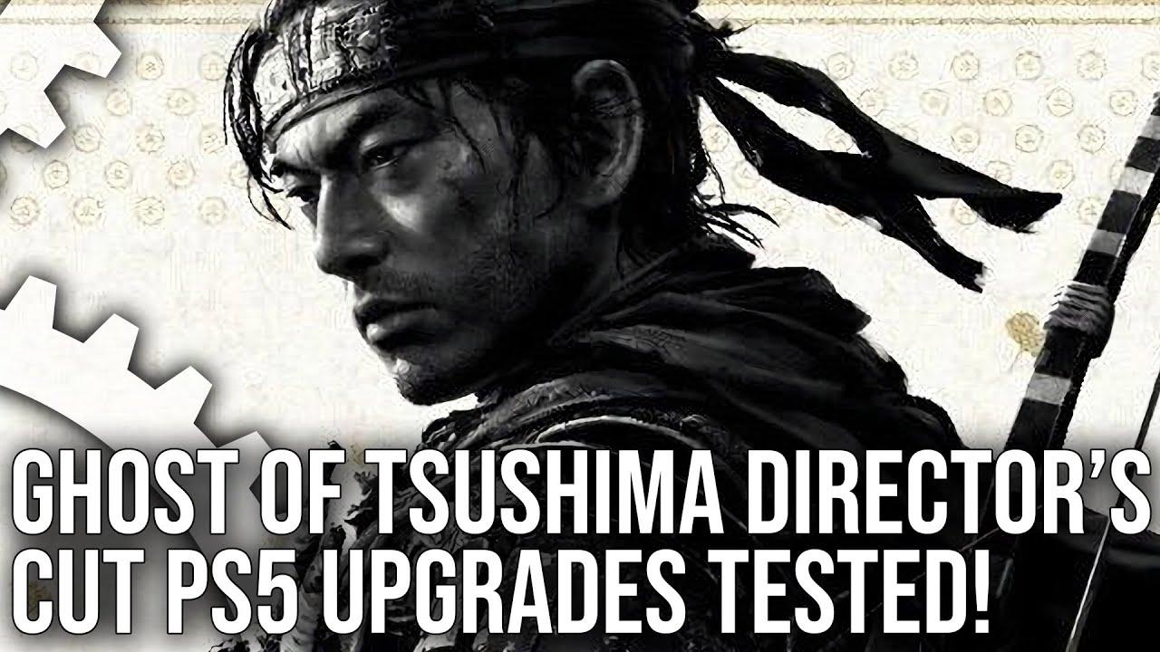 Cómo actualizar Ghost of Tsushima de PS4 a PS5