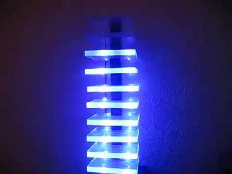 10 LED Индикатор уровня звука