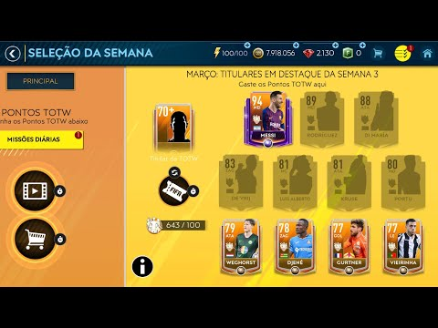 Messi 94 Fifa 19 Mobile Pack Opening / ANDROID & IOS /