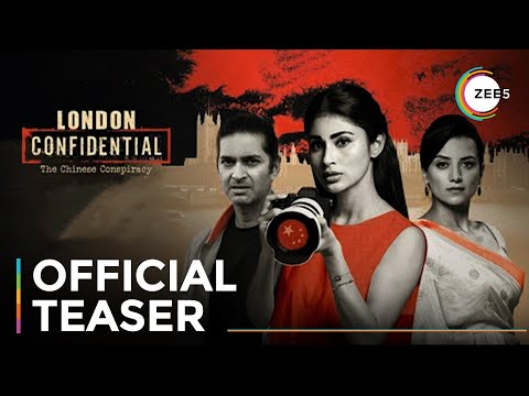 London Confidential | Official Teaser | A ZEE5 Original Film | Streaming Now On ZEE5