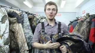 видео Куртка Nova Tour Гриф