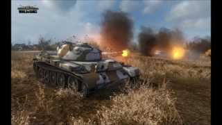 World of Tanks music soundtrack