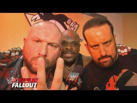 Die Dudley Boyz, Tommy Dreamer & Eine Extreme Wiedervereinigung: Raw Fallout – 30. November 2015