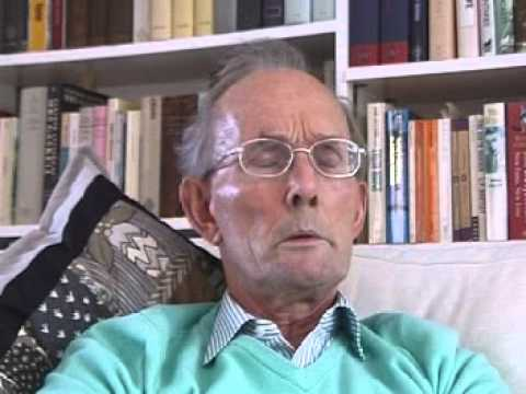 An interview of the historian Sir Brian Harrison - part one