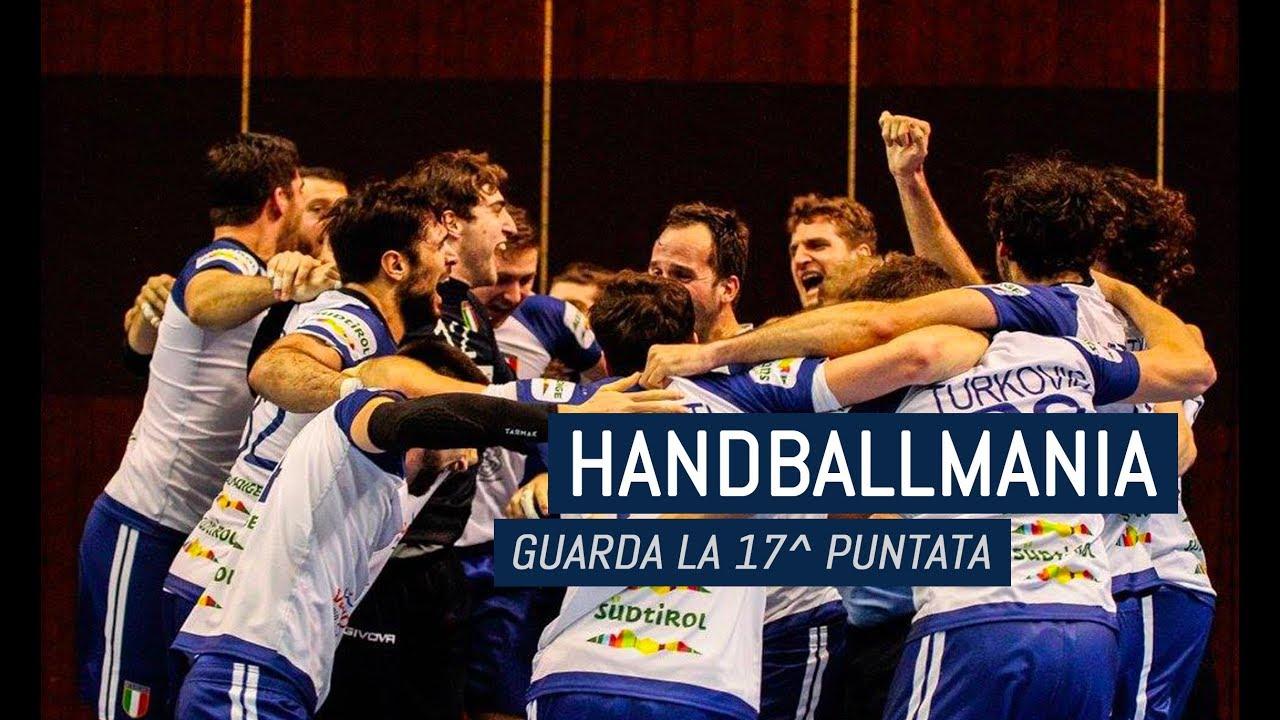 HandballMania - 17^ puntata [17 gennaio]