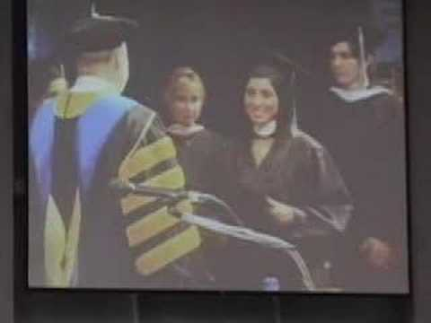 RICHARD STOCKTON COLLEGE CLASS OF 08 GRADUATION - spring