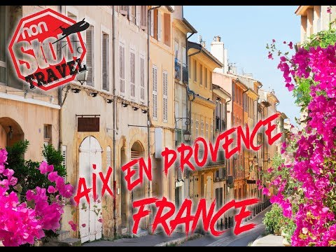 Aix en Provence, France - The Gem of the SOUTH of FRANCE.