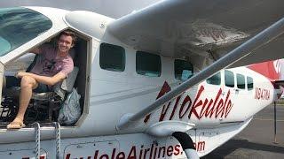 My First Job As A Commercial Pilot - Living The Hawaiian Dream