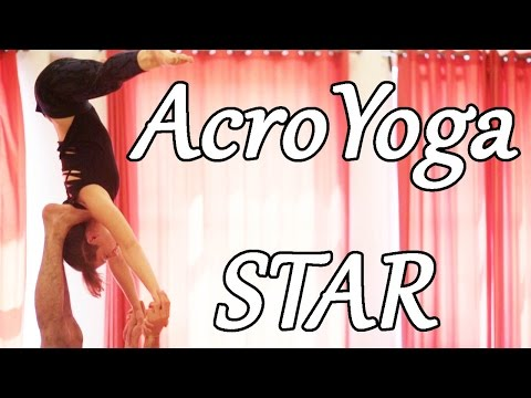 AcroYoga For Beginners #5 - Star