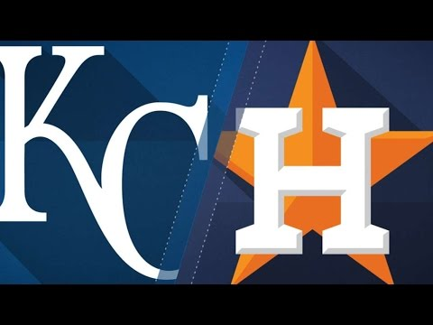 4/8/17: Royals' 8th-inning rally downs Astros, 7-3