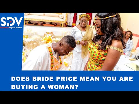 Does paying dowry mean you are 'buying' a wife? |LOVE CLINIC