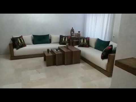 Salon style moderne facon et pose de rideaux meubles dècoration Bd ...