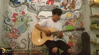 Let It Go ( Sungha Jung) - Phúc Dương