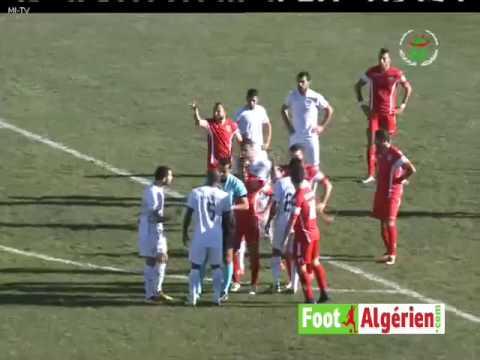 Ligue 2 Algérie (16e journée) : MC Saïda 0 - MC El Eulma 2 (résumé)