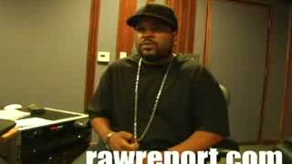 Ice Cube  The Raw Report - on Soulja Boy and Ice T