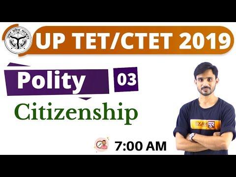 CLASS 03    #UPTET/CTET 2019    POLITY    By Ajeet Sir