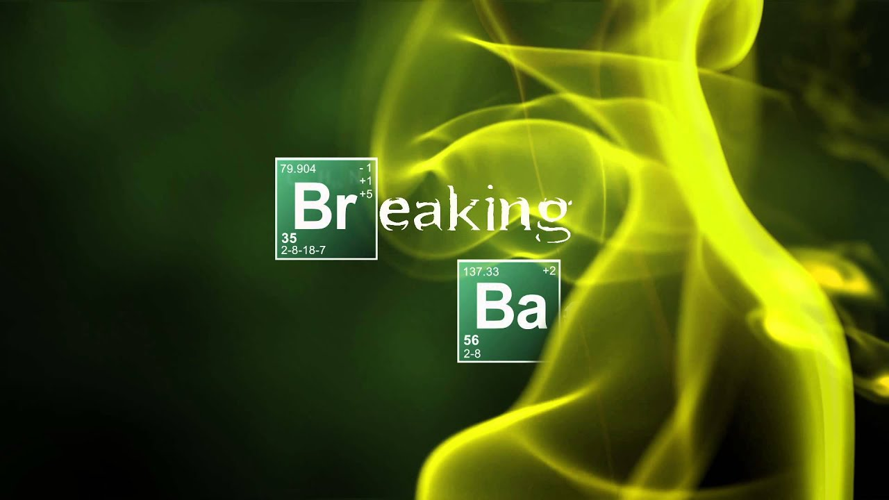 Breaking Bad Intro Template After Effects