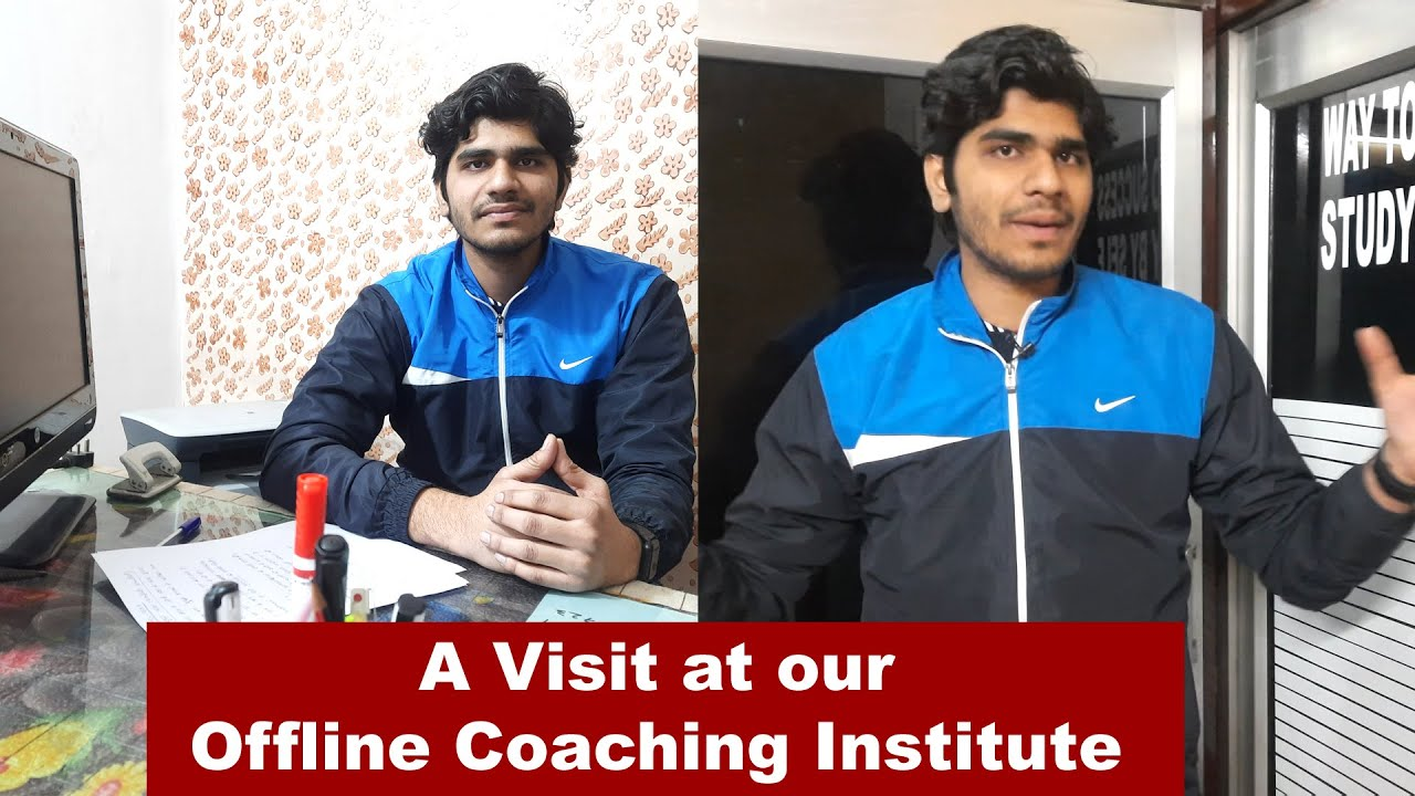 Our Offline Coaching Institute in your City | Way to Success Coaching Institute
