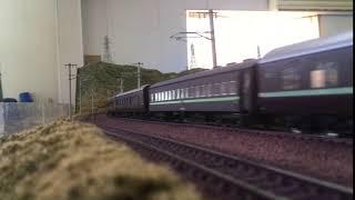 EF55 客車列車