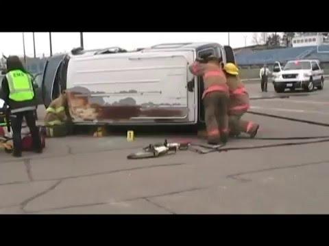 becker high school mock car crash 2008 youtube. Black Bedroom Furniture Sets. Home Design Ideas