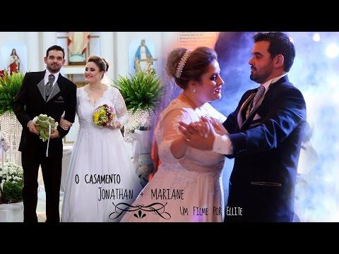 Casamento de Jonathan e Mariane