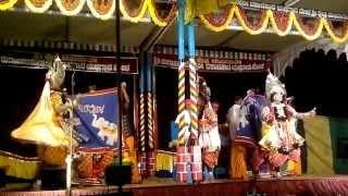 MandArthi Yakshagana koodAta
