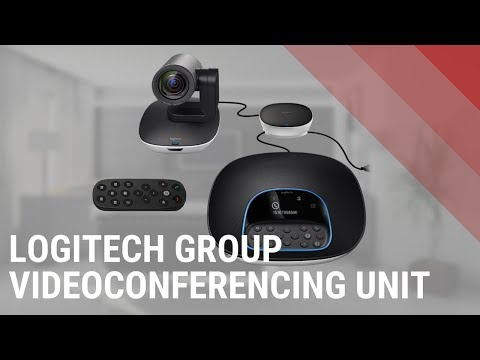 Logitech GROUP Video Conferencing System - India