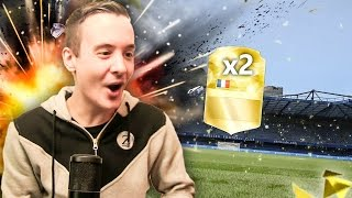 OMG WHAT A PACK!!! - FIFA 16 Pack Opening