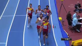Men's 800m FINAL Birmingham 2018 (Adam Kszczot)