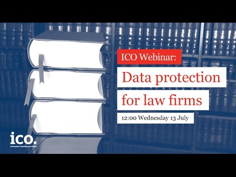 Data protection for law firms
