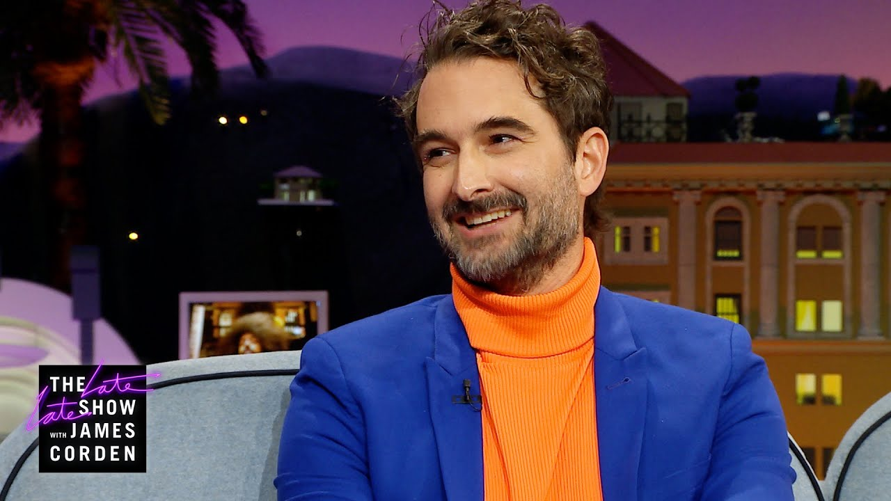 Jay Duplass's Children Are Very Much Children