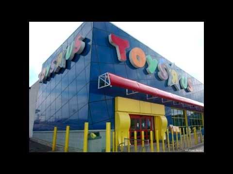 Toys R' Us Displays and Gender Marketing