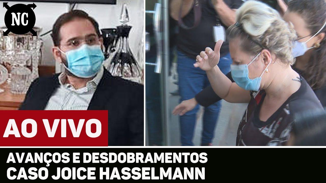 Joice presta depoimento e jornalista afirma que o marido é o principal suspeito