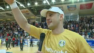 Миодраг Аксентиевич: «Я обещал родившемуся в Тюмени сыну стать чемпионом в его родном городе»