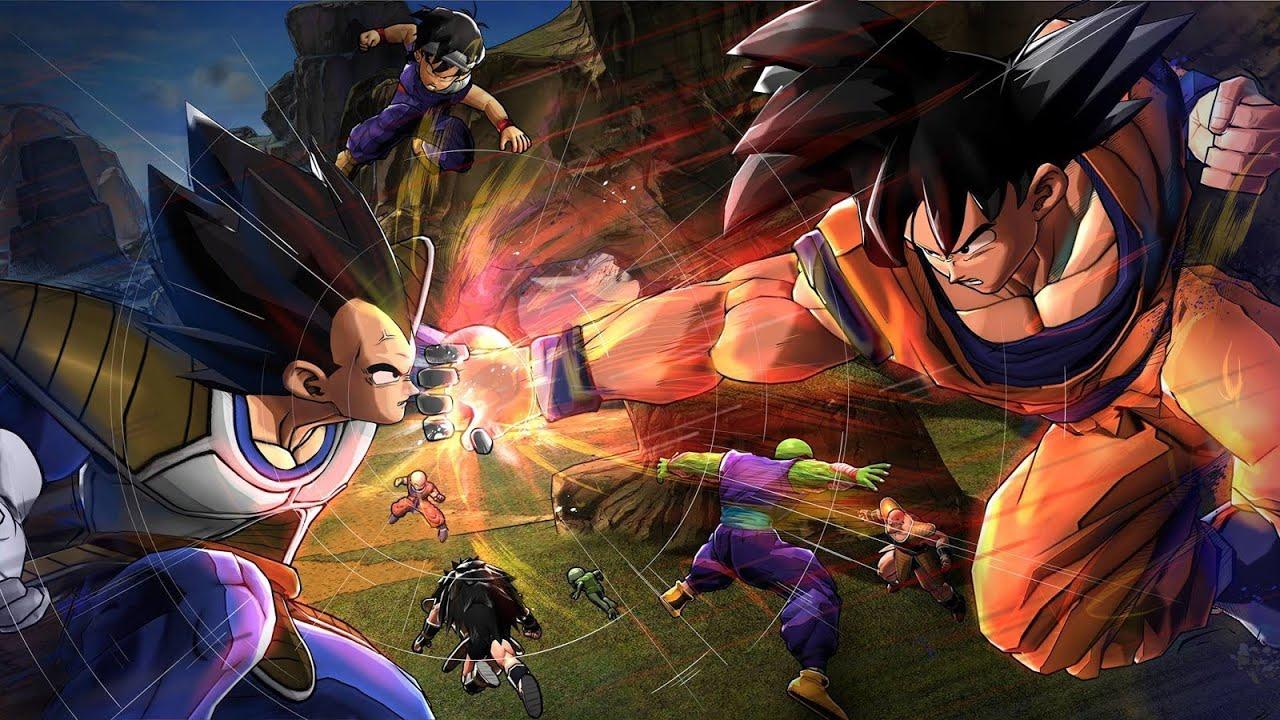 Resultado de imagem para Dragon Ball Z Battle of Z