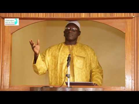 Sermon  | Parler (sur Allah) sans connaissance | Oustaz Mor KEBE (H.A)