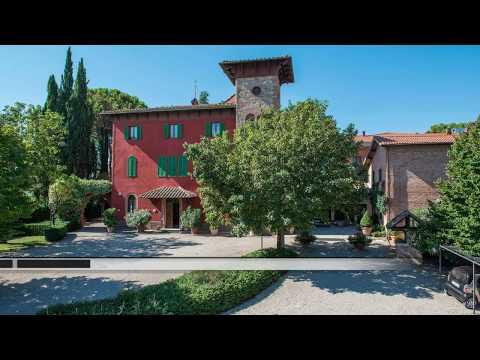 4* Hotel Villa Il Patriarca * Chiusi * Toskana