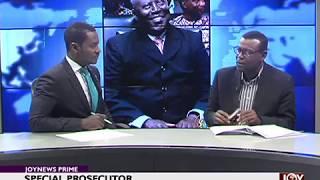 Special Prosecutor - Joy News Prime (11-1-18)