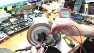 По этапный ремонт любого дискового чайника!