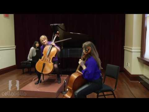 Alisa Weilerstein Master Class: Haydn Concerto in D Major, Mvt. 1