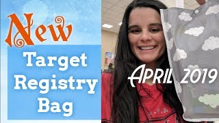 BRAND NEW Target Baby Registry Bag | April 2019 | NEW Coupons!!!