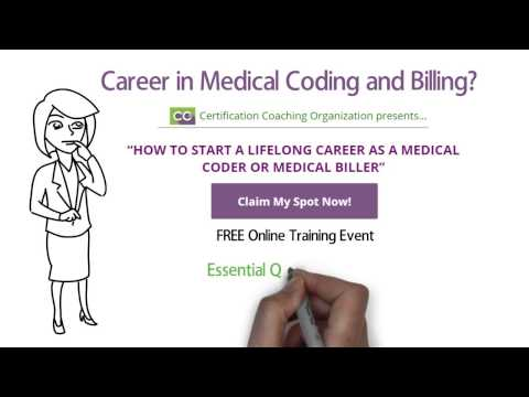 Medical Coding and Billing Online Event