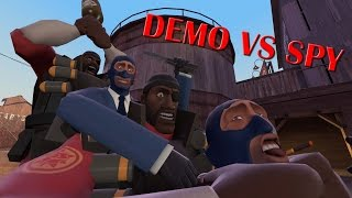 TF2 bot battle 26 : Demo Vs Spy