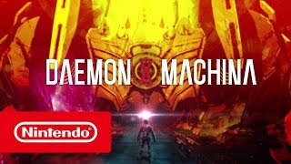 DAEMON X MACHINA -  Trailer zum Demo-Feedback (Nintendo Switch)