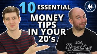 10 Essential Money and Investing Tips In Your 20s